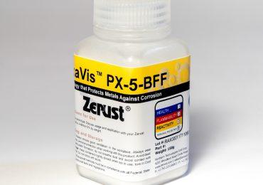 Dodatki antykorozyjne zerust Axxavis