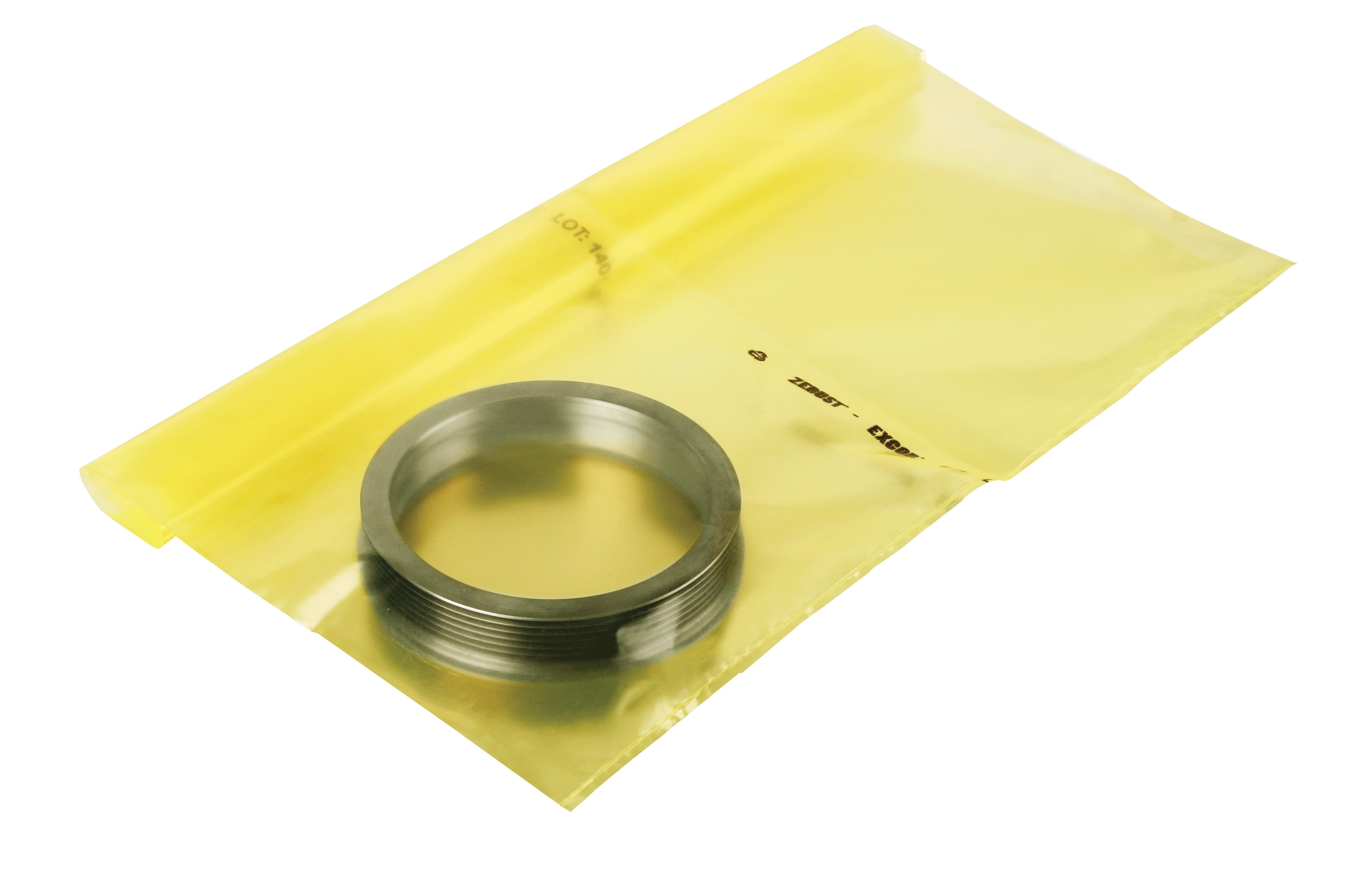 torebka z folii antykorozyjnej VCI